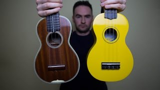 Download $20 Ukulele vs $1000 Ukulele Comparison Video