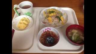 Download I tried to eat hospital food is admitted to the Japanese hospital. Video
