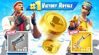 Download COIN FLIP Challenge *NEW* Game Mode in Fortnite Battle Royale Video