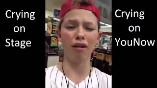 Download Jacob Sartorius CRIES On Stage and Leaves During Sweatshirt LIVE Video