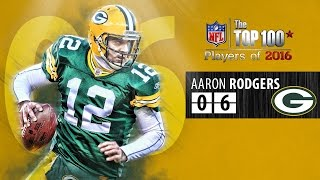 Download #06 Aaron Rodgers (QB, Packers) | Top 100 Players of 2016 Video