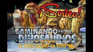 Download SUPER SORTEO!!! CAMINANDO ENTRE DINOSAURIOS!!! QUIERES ASISTIR??? MIRA EL VIDEO!! Video