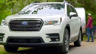 Download Biggest Subaru Ever Subaru Ascent Review 5 Key Features 2018 Subaru 3 Row 8 Seater CARJAM TV Video