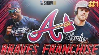 Download Rebuilding the Atlanta Braves | Atlanta Braves Franchise #1 | MLB The Show 18 Video