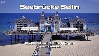 Download Seebrücke Sellin auf Rügen in Slow Motion by B13 Fotofreak Video