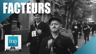 Download 1948 : La course des facteurs dans Paris | Archive INA Video