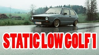 Download Gepfeffert VW Golf MK 1 Low static KW Variante 3 - Gepfeffert Carporn 2017 Germany, Bayern Video