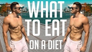 Download What To Eat When Cutting / Ep.2 / 8 Week Shred Video