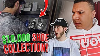 Download STEALING MY ROOMMATES $10,000 SHOE COLLECTION!! *CAUGHT ON TAPE* Video