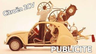 Download Publicité Citroën 2CV - CITROËN HERITAGE Video