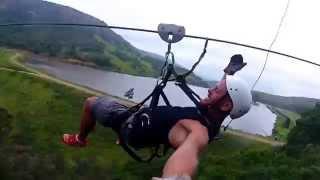Download Lake Eland Reserve - Zip Line Tour over Oribi Gorge Video
