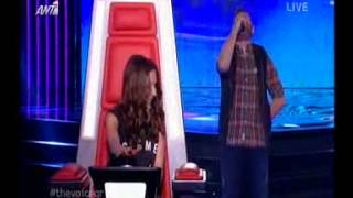 Download gossip-tv.gr Ο Γεωργαντάς τραγουδάει στο The Voice Video