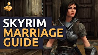 Download Skyrim: Marriage Guide - What to get, Where to go, and How to do it. Video