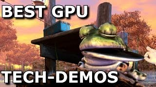Download Top 10 GPU Tech-demos Video