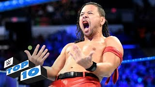 Download Top 10 SmackDown LIVE moments: WWE Top 10, July 11, 2017 Video