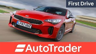 Download Kia Stinger 2017 first drive review Video