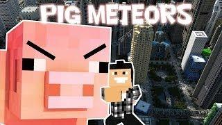 Download Présentation du mod ″PIG METEORS″! - Les cochons domineront le monde ! (1.7 ect..) Video