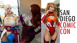 Download THIS IS COMIC-CON SDCC 2019 SAN DIEGO COMIC CON 2019 BEST COSPLAY MUSIC VIDEO BEST COSTUMES Video