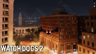 Download Watch Dogs 2 - Air Race (Drone Race) GAMEPLAY Video