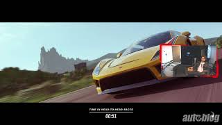 Download Playing Forza missing everyone at the NY Auto Show :( Video