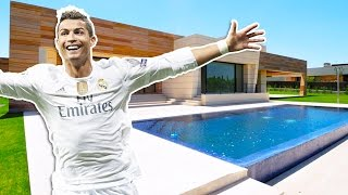 Download Cristiano Ronaldo's House In Madrid (Inside Tour) | 2017 NEW Video