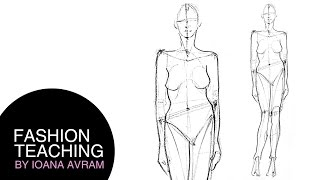 Download How to do fashion sketches step by step Video