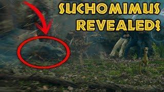 Download SUCHOMIMUS EN JURASSIC WORLD 2 FALLEN KINGDOM??? ANALISIS DEL TEASER 2 Video