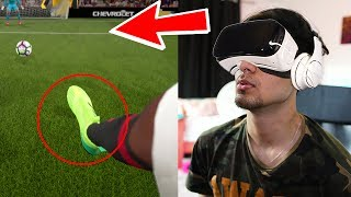 Download What Happens if you PLAY in Virtual REALITY?! (FIFA 17 Myths) Video