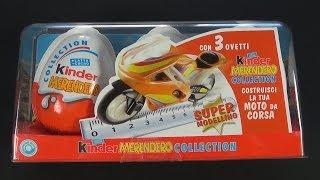 Download Kinder Joy - Big Bike [ Rare Special Edition ] [ Part 1/3 ] Video