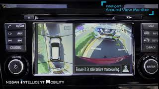 Download The Nissan X-Trail gives you a birds eye view every time. Video