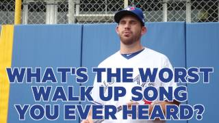 Download Toronto Blue Jays tell us their worst walk up songs Video