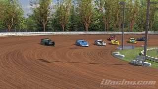 Download iRacing Dirt: My first win in the Craftsman pro late model tour at Williams Grove. Video