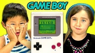 Download KIDS REACT TO GAME BOY Video