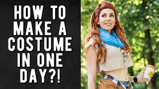Download One Day Cosplay Build - Hipster Aloy HZD Video