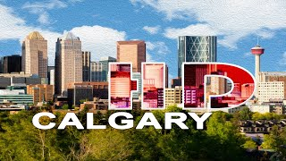 Download CALGARY | ALBERTA , CANADA - A TRAVEL TOUR - HD 1080P Video