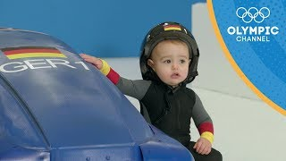 Download If Cute Babies Competed in the Winter Games | Olympic Channel Video