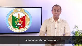 Download INC official statement: INC is not a family corporation Video