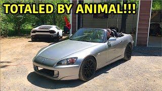 Download Rebuilding A Wrecked Honda S2000 Video
