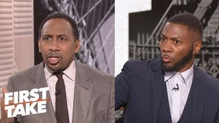 Download Stephen A. says Jon Gruden 'looks a bit silly' after Raiders' Week 1 loss | First Take | ESPN Video