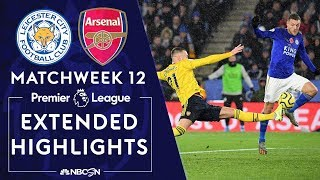 Download Leicester City v. Arsenal | PREMIER LEAGUE HIGHLIGHTS | 11/09/19 | NBC Sports Video