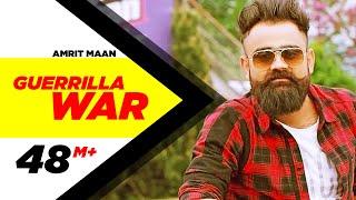 Download Guerrilla War | Amrit Maan Ft DJ Goddess | Deep Jandu | Sukh Sanghera | Speed Records Video