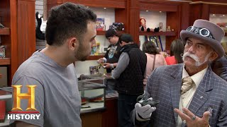 Download Pawn Stars: First Century Duck Lamp (Season 12) | History Video