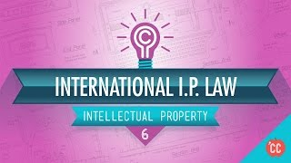 Download International IP Law: Crash Course Intellectual Property #6 Video