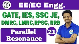 Download 12:30PM | Electrical Engineering by Ashish Sir | Day #21 | Parallel Resonance Video