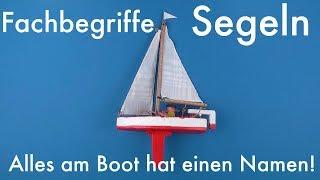 Download Fachbegriffe Segeln | Segelkurs #1 Video