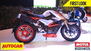 Download Hero Splendor iSmart 110, Xtreme 200 S & XFR3 | First Look | Autocar India | Presented By Motul Video