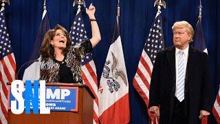 Download Palin Endorsement Cold Open - SNL Video