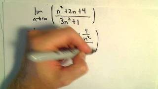 Download Finding the Limit of a Sequence, 3 more examples Video