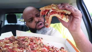 Download Little Caesars Five Meat Pizza AND NEW COOKIES! Video