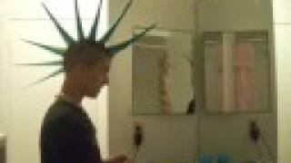 Download How to make a liberty spike Mohawk Video
